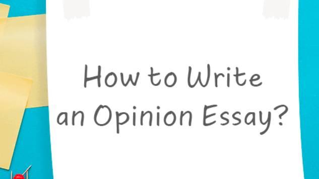 Opinion Essay怎么写