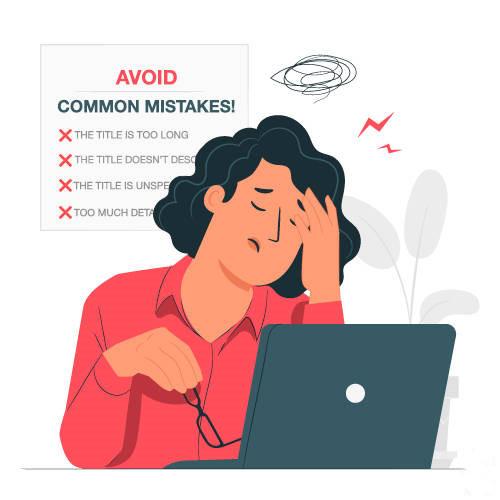 Essay选题时需要避免的错误